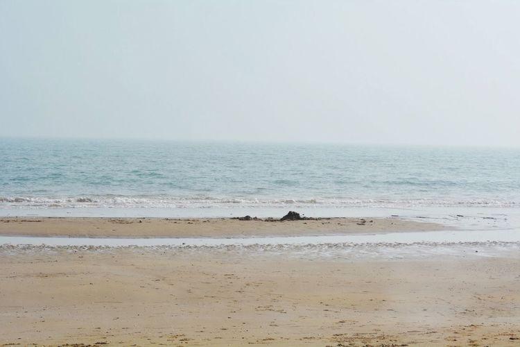 Hi! Hello World Taking Photos Sea Sea And Sky Nikon Nikonphotography Beautiful Nature Sky And Sea Water Relaxing
