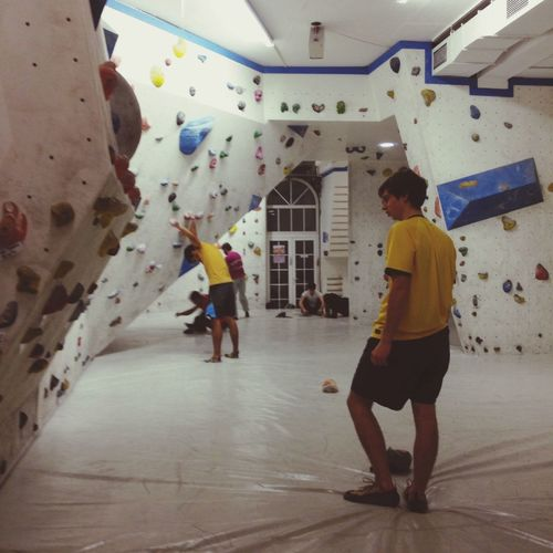 What Makes You Strong? Bouldern.<3