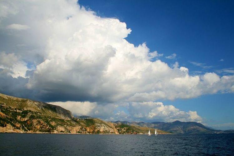 Clouds And Sky EyeEm Nature Lover Dubrovnik, Croatia