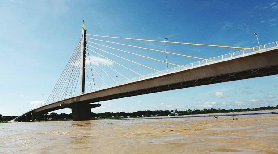 Nature Connection Bridge - Man Made Structure