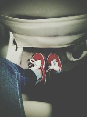 say good bye :) Vans