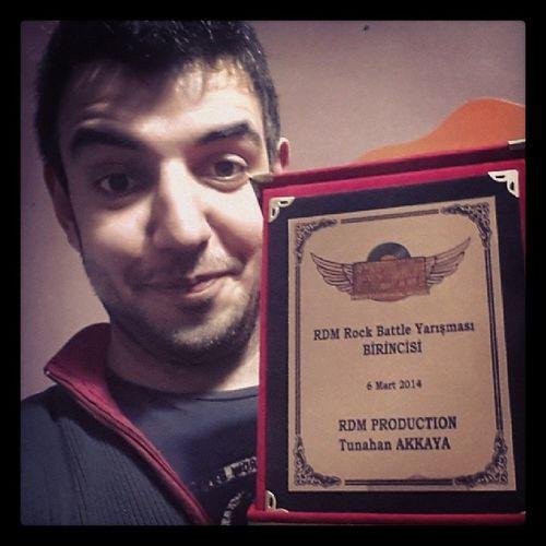 Songcontest Epsilon Rock Wewinthebattle herkese binlerce kez teşekkür ederim:)
