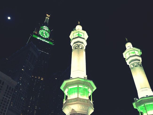 Makkah Makkah Tower Photo Like
