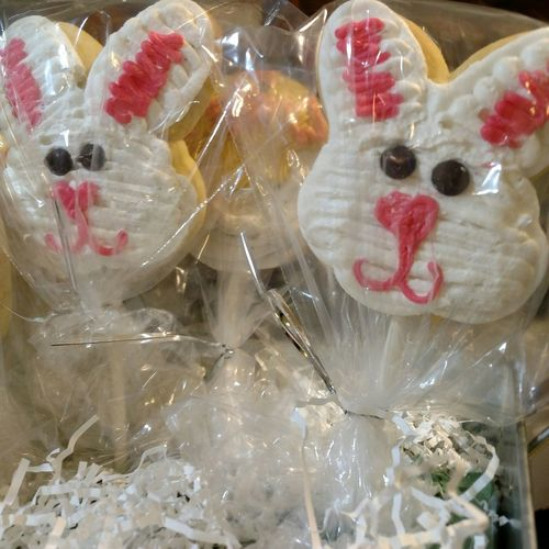 Easter Ready Easter Is Coming Soon Easter Basket  Easter Egg Homemade Sugar Cookies Sugar Cookies From Scratch  Frosted Cookies Cookie Love