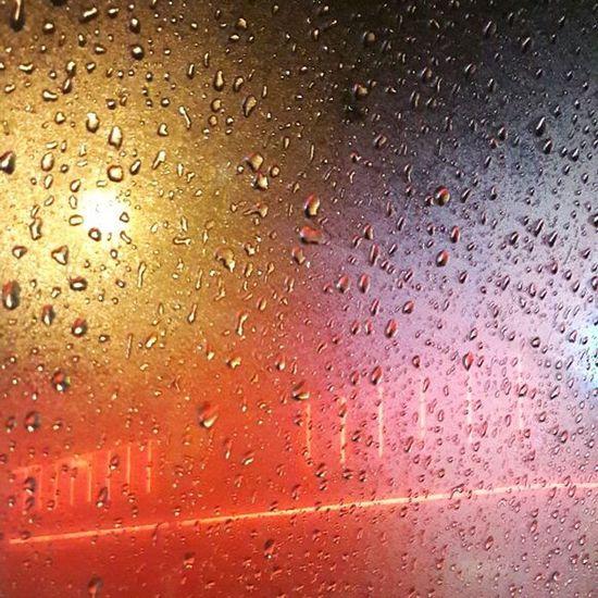 Rain Rainy Days Colors Color Colorful Rainy Night Night Nightphotography Night Lights Photo City Urbanphotography Urbanexploration Urbannight