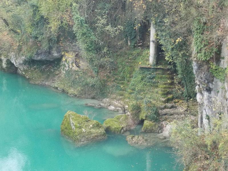 Cividale Del Friuli Devil's Bridge Pontedeldiavolo Exploring Beautiful Place Wildlife & Nature Nature_collection Beautiful Nature Fairytale