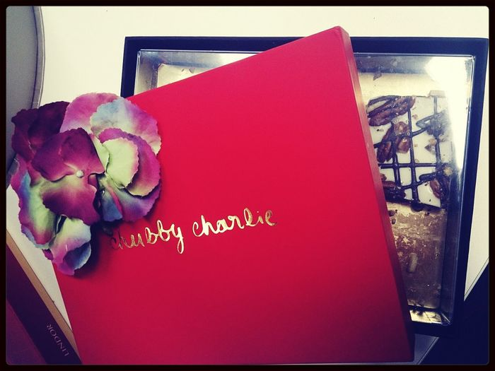 Chubby Charlie is a local chocolate maker in Hong Kong! Really tasting and sweet chocolate make of nuts,almond,caramel,toffee,etc..a mixture of sweetest ingredients! love!! Chinese Food Chocolate HKFood Check This Out