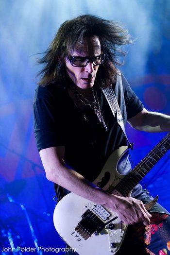 Steve Vai - The Story Of Light Tour 2014 - Uden, Holland Stevevai Guitarist Concert Ibanez