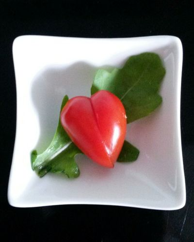 Food Porn Awards Tomatoes Heart Love Vegetables
