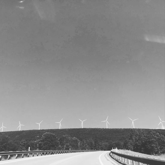 Outdoors Alternative Energy Fuel And Power Generation Renewable Energy Environmental Conservation Wind Turbine Wind Power Windmill Industrial Windmill Sky Technology Nature Rural Scene Scenics Field Beauty In Nature No People Day Landscape Sustainable Resources