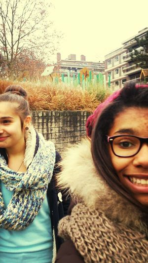 With The Best Girl <3