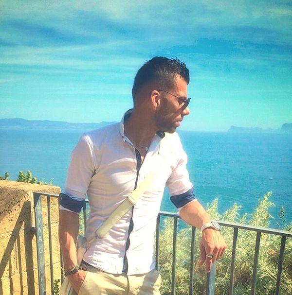 Napoli Terrazza Sole Mare Lifestyle Afternoon Enjoying Life Hello World Campania Italy