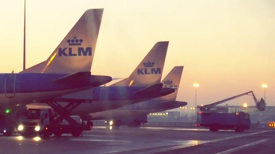 KLM morning First Eyeem Photo