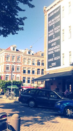 Amsterdam First Eyeem Photo