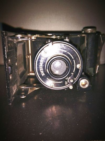 Old lumière camera Photography Old Vintage Photo Close-up Indoors  No People Day