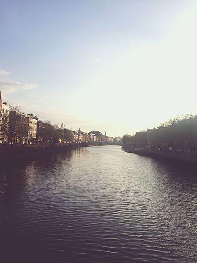 Dublin City, Ireland.