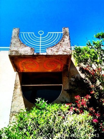Architecture AMPt_community In Memory Of Soleri Paolo Soleri