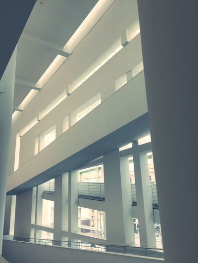 Barcelona Museum Architecture Modern