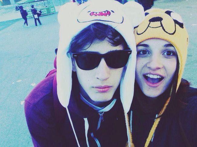 Finn And Jake MyBoyFriend Comicon Lovehim♡