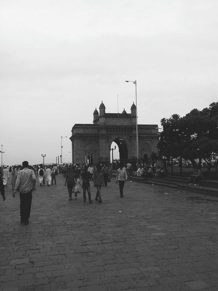 Gatewayofindia Up Close Street Photography Streetofmumbai