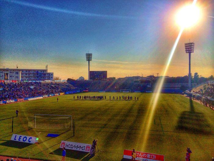 Yokohama FC Soccer