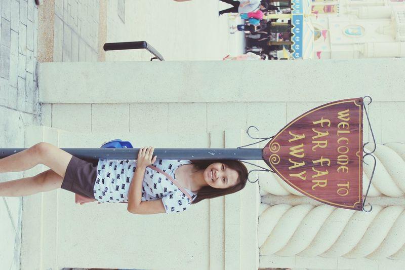 Universal Studios Singapore ? First Eyeem Photo