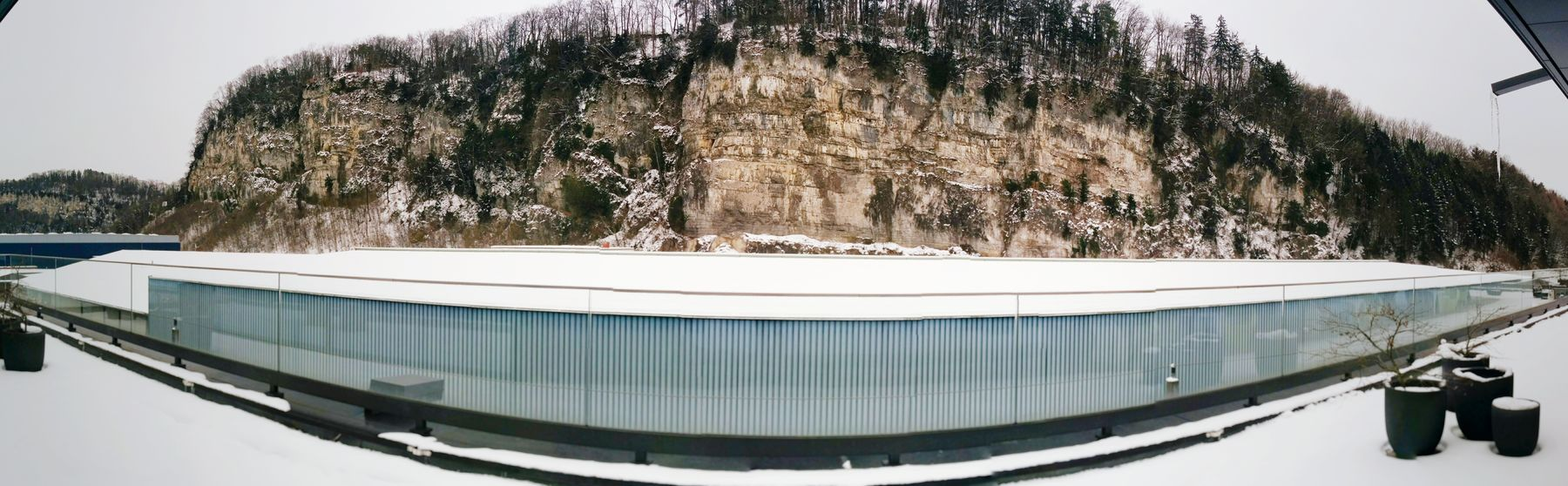 Working Panoramic Photography Snow ❄ Mountains