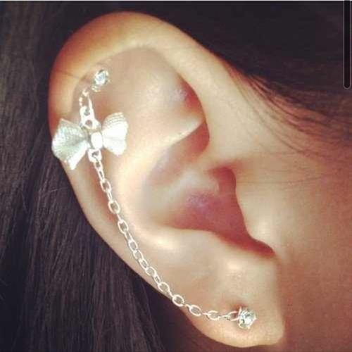 #Want ! Coool Ear Ring!