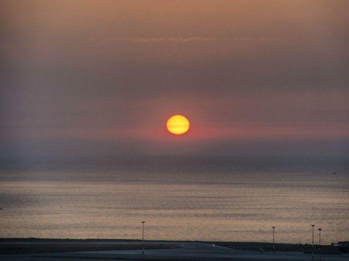 Sunset Sicily