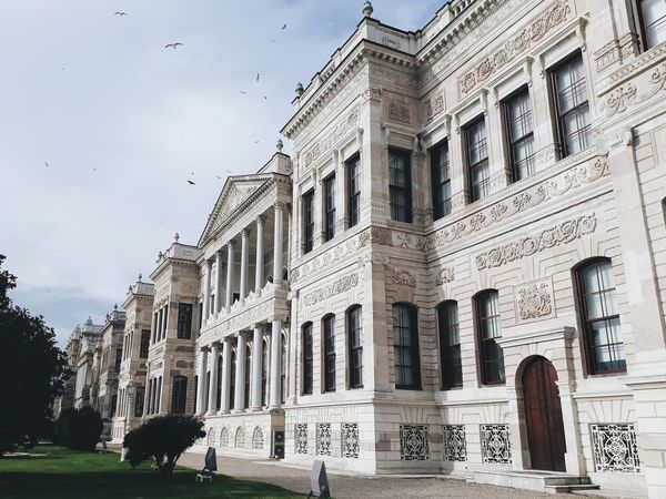 #Turkey #palace Architecture Built Structure Building Exterior History Outdoors Architectural Column