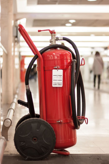 Assistance Big Extinguisher Day Extinguisher Fire Fire Extinguisher Fire Fighting Fire Fighting Equipment Fire Fighting System Indoors  Red Service Station Throttle Travel Urgency