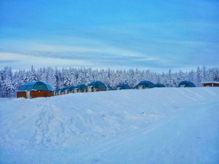 IPS2016Blue LLLimages Rovaniemi, Finland Sojourn IntotheArticCircle Aurora Chasing Winterinlaplandfinland Winterwonderland Winterinfinland2016
