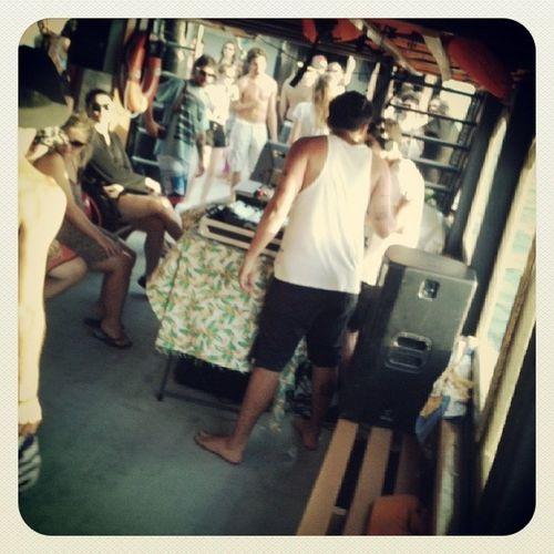 Soundsindaboat Florianópolis FESTA PERFEITAAAAAAAAAQ