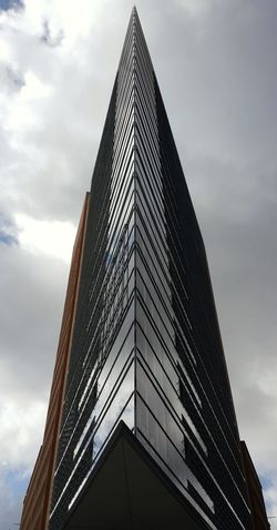 AntiM Architecture Berlin Mitte The Week On EyeEm Architectural Detail Architecture Building Exterior Built Structure Cloud - Sky Day Glass - Material Glass Reflection Glass Windows With Reflections Low Angle View Modern No People Outdoors Potsdamer Platz Sky Skyscraper