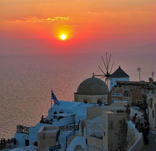 Greek Islands Santorini Greece Santorini Island Santorini Sunset Santorini, Greece Sky And Cloud Sky And Clouds Sunset_collection Travel Travel Photography Traveling Travelling Greece Horizon Over Water Nature Santorini Scenics Sea Sky Sky And Sea Sun Sunset Sunsets Tourist Destination Travel Destinations
