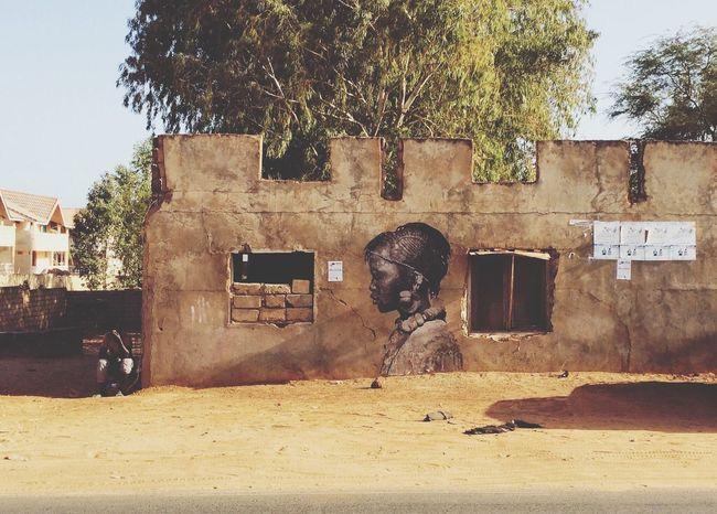 African Streetphotography Streetart Art