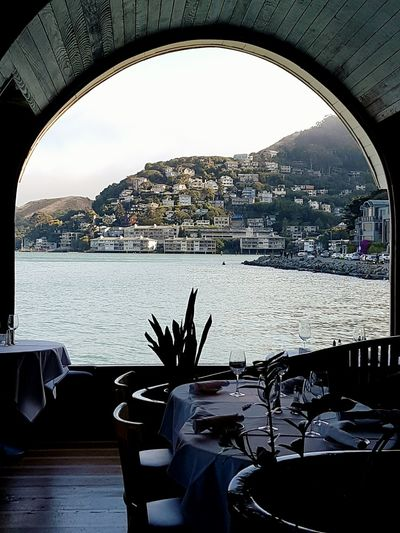 San Francisco Saulsalito Architecture Water Travel Destinations Bayarea California Restaurant Dinnerwithaview