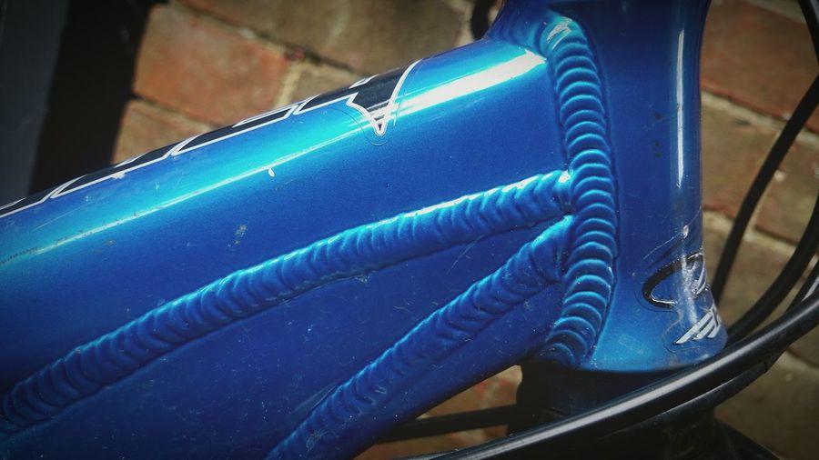Bike Bike Frame Welds Welding