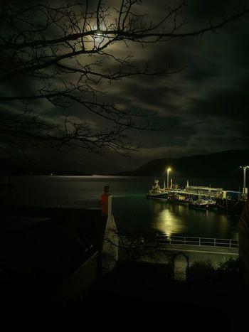First Eyeem Photo Ullapool Highlands Of Scotland Highland Night Scene