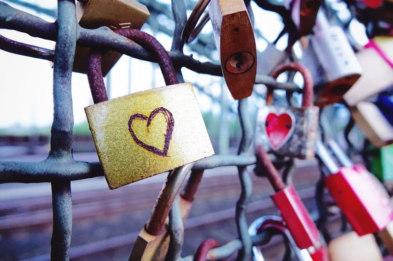 Lovelocks Love Locks Lovelocks Cologne love locks on cologne bridge