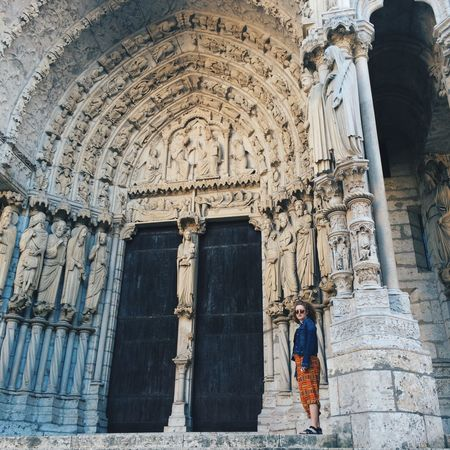 Showcase: January Chartres