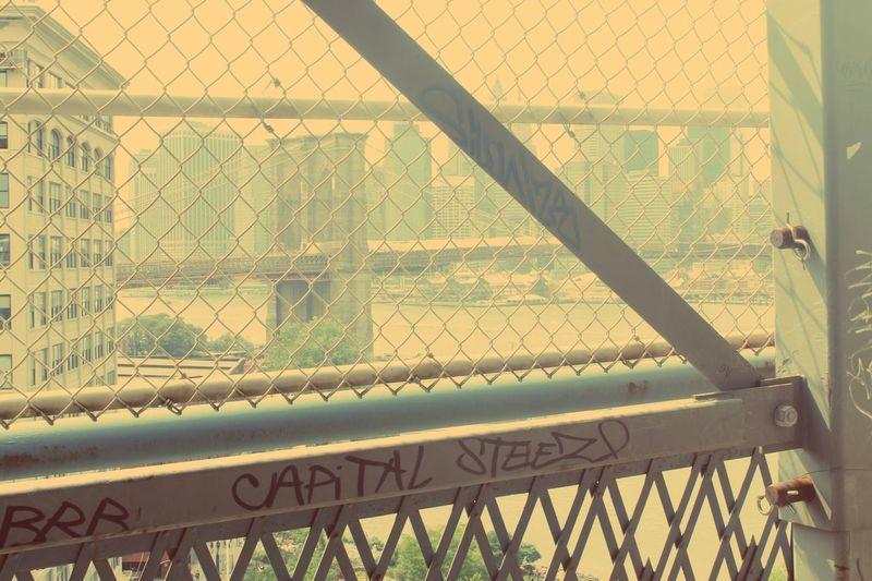 """Capital Steez, Long Live Steelo, Manhattan Bridge"" Capital STEEZ Longlivesteelo Brooklyn NYC"