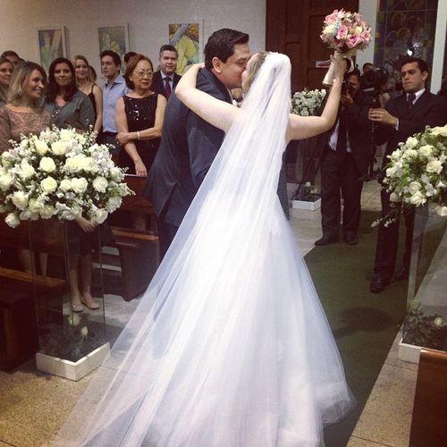 Toda a felicidade do mundo @cibelerister @marcobarreto81 Wedding Casamentobelyemarco