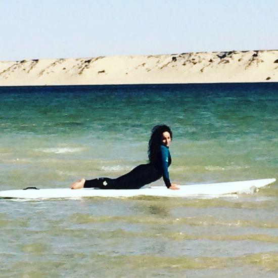Wind Relaxing Surf Sea Sun Atlantic Ocean Ocean Dakhla Africa Playa Playa25 Laguna