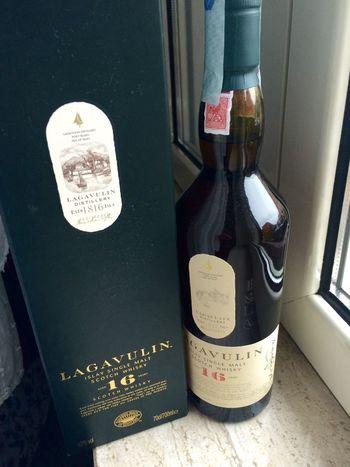 Lagavulin Whiskey Whisky