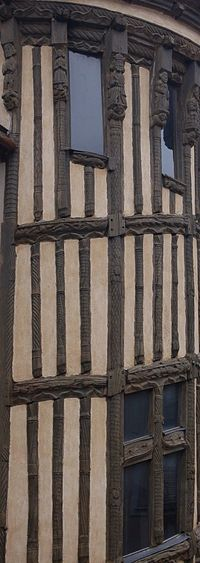 Pattern Pieces Chartres
