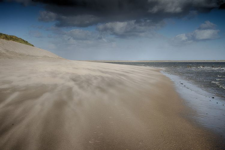Sylt, Germany Sky Cloud - Sky Land Beach Sand Beauty In Nature Scenics - Nature Sea Tranquility Tranquil Scene Water Nature Day Non-urban Scene No People Horizon Idyllic Environment Outdoors