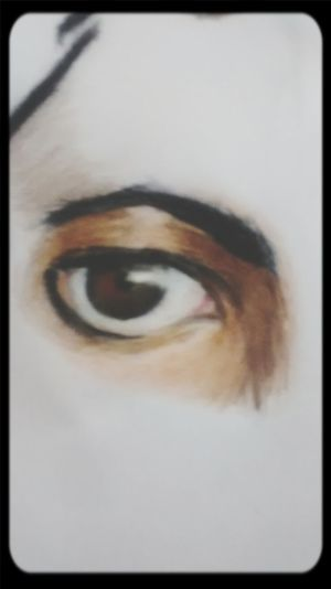 Michael Jackson Drawing Colored Pencil Not Done Yet