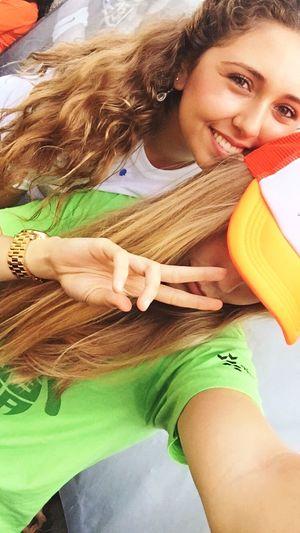 Party School Orange Green Aqua Studentcouncil