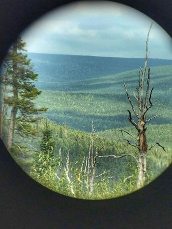 Eyeemphoto Taking Photos Hello World Gaspesie Windtravellers Freelance Life Most Stunning Shot Through Binoculars